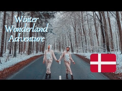 Denmark Travel (Part 2): Food, Hamlet's Castle, and a Very White Christmas!