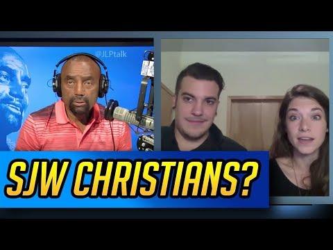 Christian Music Duo Josh & Hannah Herum - Is Jesus for Social Justice?