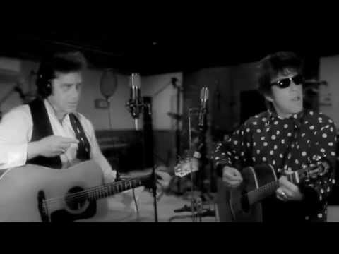 "Johnny Cash / Bob Dylan cover ""Girl From the North Country"""