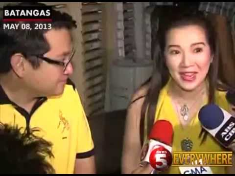 News5E   Kris Aquino's quotable quotes from the 2013 campaign