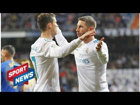 Cristiano Ronaldo: Sergio Ramos confirms Real Madrid agreement to star - big Spanish claim