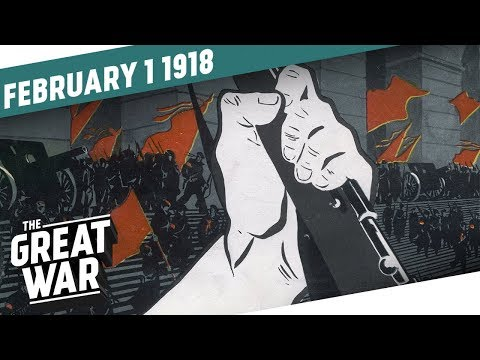 Strikes and Mutiny I THE GREAT WAR Week 184
