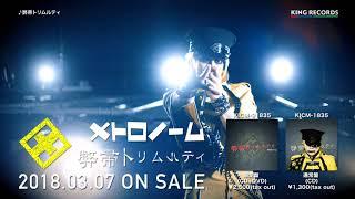 『弊帚トリムルティ』 (Music Video short version) / メトロノーム