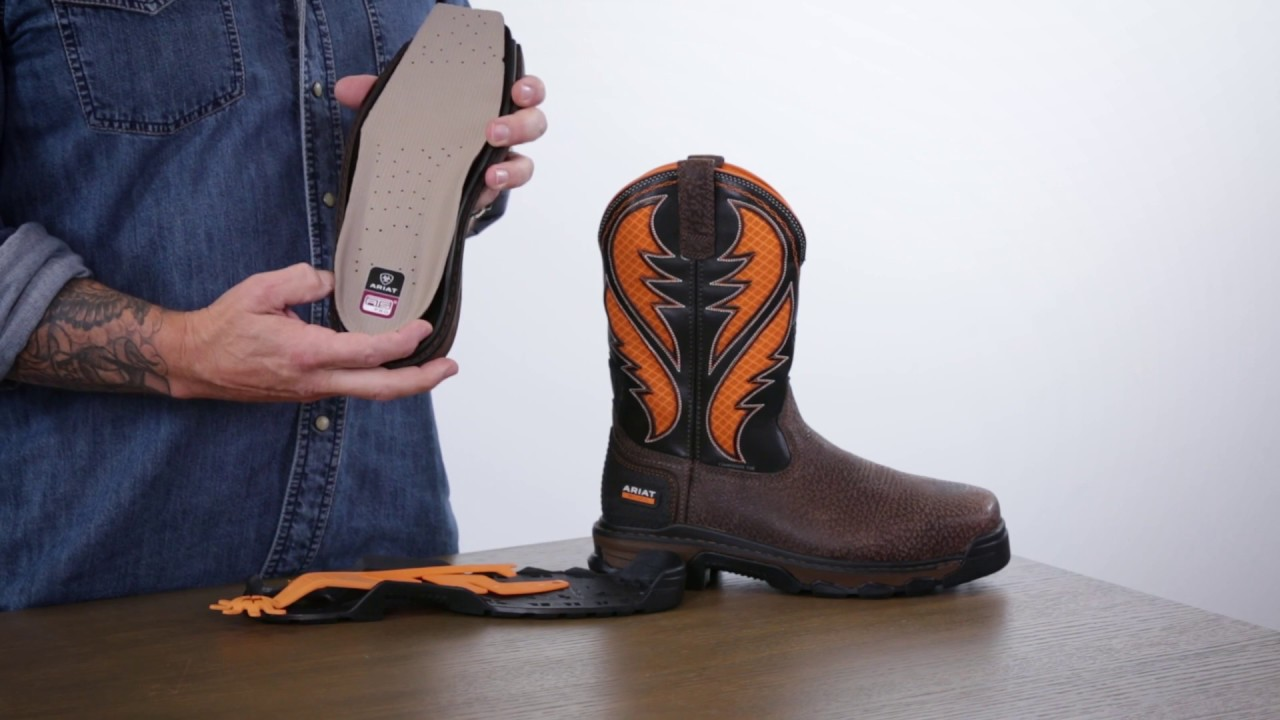 outlet store 569fb 6281b Intrepid VentTEK Boots by Ariat