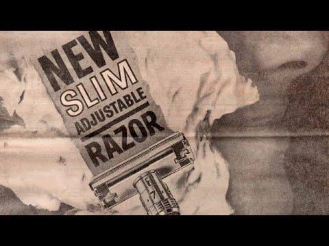 Gillette Slim - Gillette Nacet (6) - Face Fat Shaving Soap From Australia!