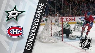 03/13/18 Condensed Game: Stars @ Canadiens