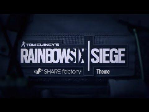 RAINBOW SIX® SIEGE SHAREfactory Theme