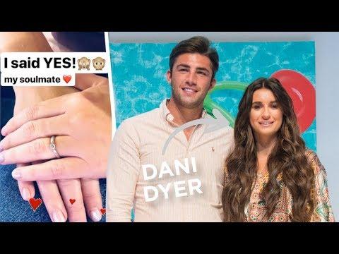 "Dani Dyer Pranked Jack Fincham, Announcing Their ""Engagement"""