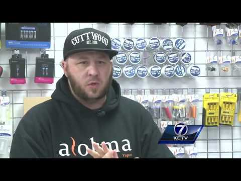 Local e-cig explosion survivor reacts to national concern