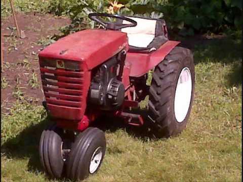 Case 222 Articulating 4x4 Tractor Project Part 2 Doovi