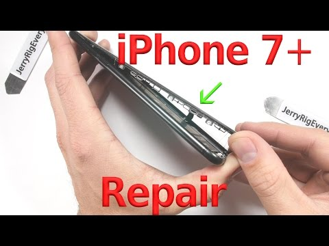 Iphone Plus Screen Replacement Done In Minutes