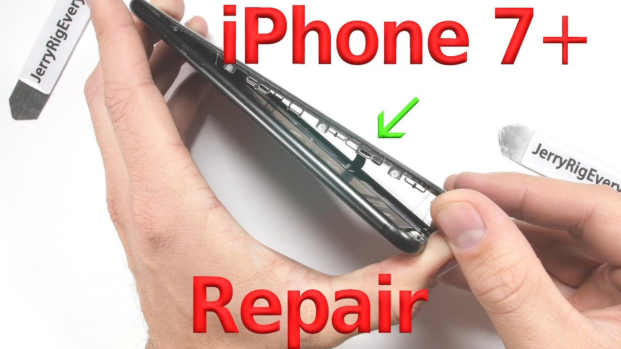 iphone 7 plus screen replacement done in 6 minutes youtube