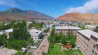 Нарын шаары керемет - Naryn