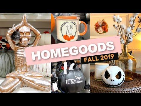 ☆ HomeGoods | FALL + HALLOWEEN DECOR 2019 ☆