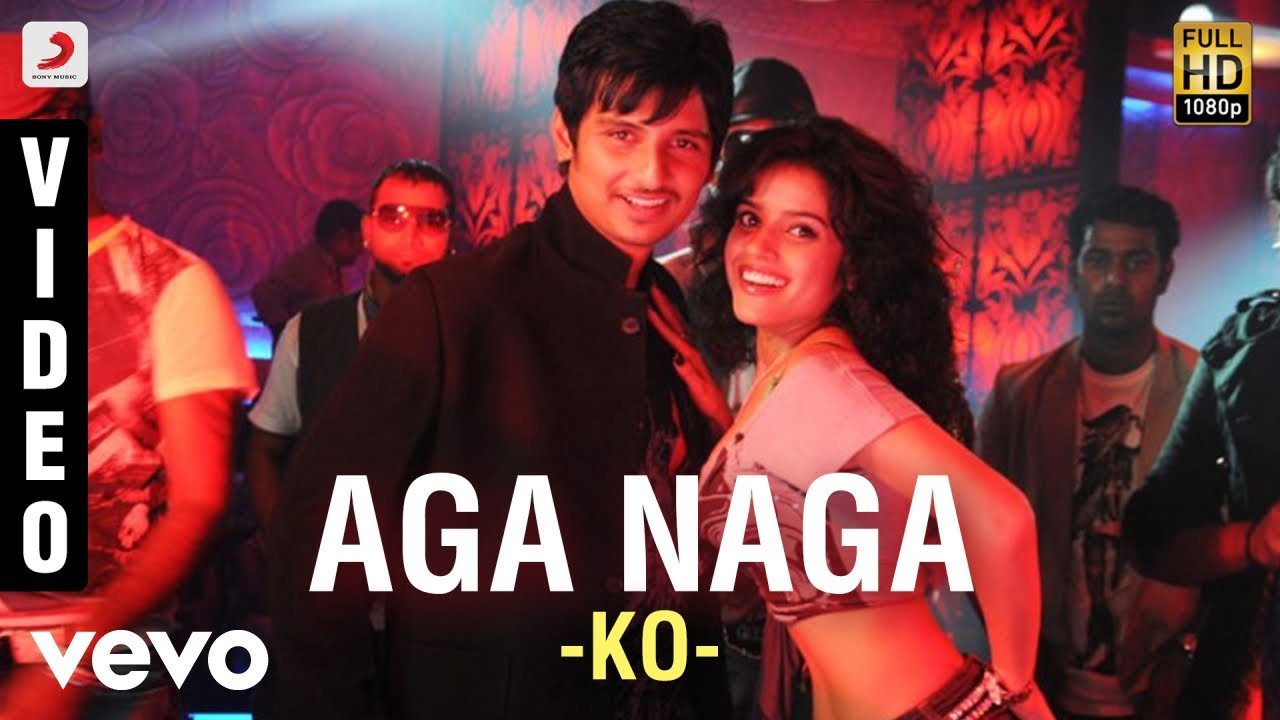 Aga naga video song hd