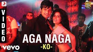 Ko - Aga Naga Video | Jiiva, Karthika | Harris