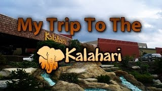 Kalahari Indoor Waterpark Sandusky Ohio