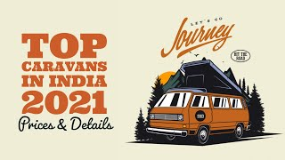 Top 5 Caravans in India | Prices & Details | Motorhome in India