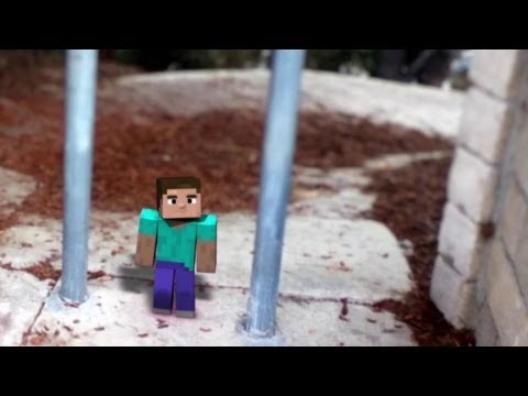 ★ Minecraft Meets REALITY!! ★