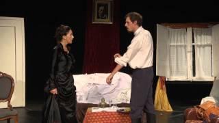 Trailer: Una Noche de Obras Cortas con Chejov.