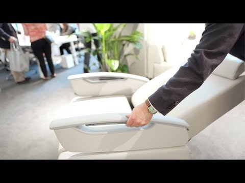 Foster Patient Recliner | With Aaron Duke