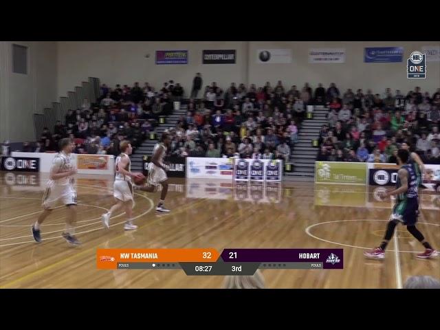 NBL1 Men's Highlights | NW Tasmania vs. Hobart