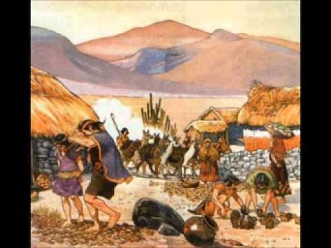Relacion Geografia Territorio Sistema Andino Y Su