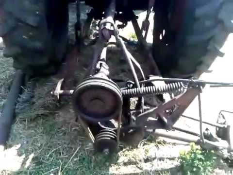 Технические характеристики, фото и видео трактора ЛТЗ-60 и.