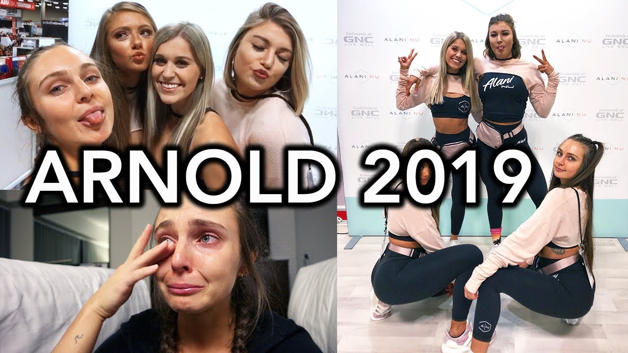 ARNOLD: getting sponsored, anxiety, outfits/hair, all about alani etc.