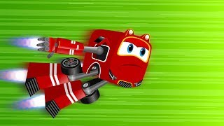In this episode Red Super car baby Rikki is back where he faces off...
