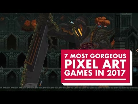 7 Most Gorgeous Pixel Art Games in 2017
