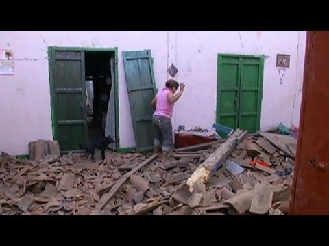 Nicaragua shaken by second earthquake