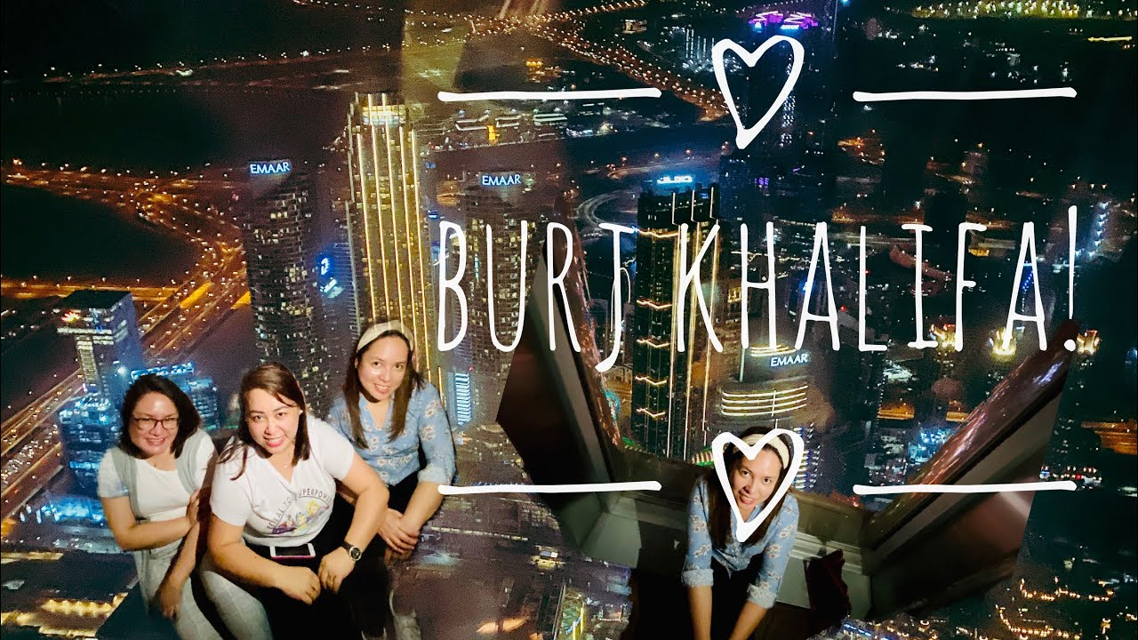 Burj Khalifa | Journey at the Top for FREE (yes, for #Reel)