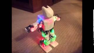3D Printing Darwin Mini