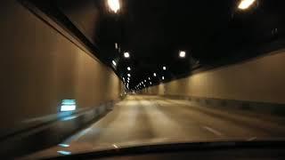 Хостинский тоннель, март 2019