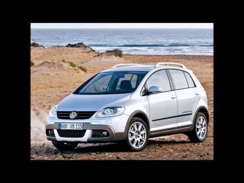 2011 Volkswagen Crossgolf Youtube
