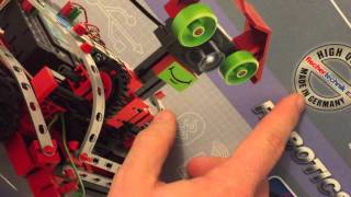 fischerTechnik ROBOTICS TXT Discovery Set : Unboxing