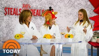 Jill's Steals And Deals For Robes, Slippers, Candles | TODAY