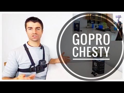 GoPro Chesty Unboxing Recenzja | ForumWiedzy