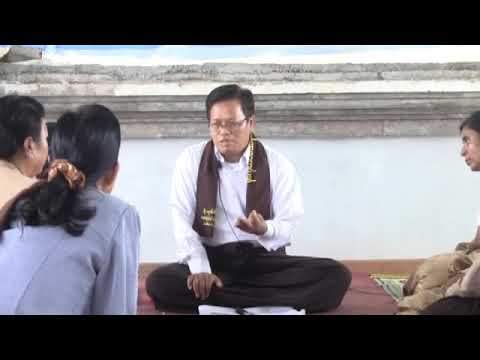 U Myint Aung's Guided Meditation - One Day Course Taungyi-3