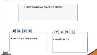 Android Tutorials- 제8강 view의 기본 개념