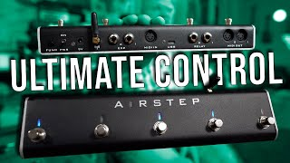 Total control domination! Xsonic AIRSTEP