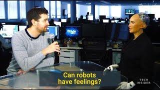 Las 5 FRASES MÁS ESCALOFRIANTES dichas por robots