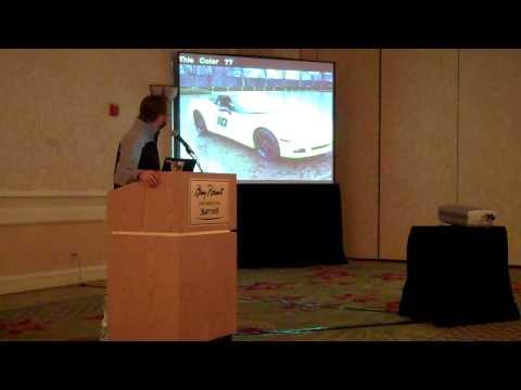 2011 Corvette Z06 Carbon Presentation by GM's Kirk...