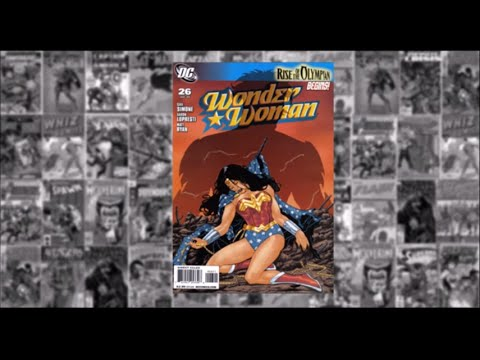 "Wonder Woman: Vol 3 #26 - Rise of the Olympican Part 1, "" Pleague and Pestilence"""