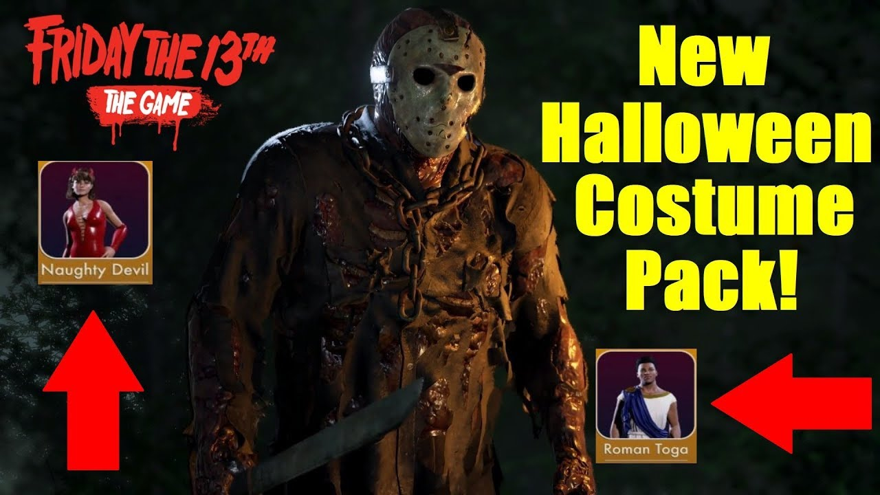 New Halloween Costume Pack Coming To Friday The 13th