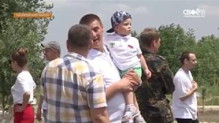 15-летие Спасо-Преображенского реабилитационного центра в ст. Темнолесской