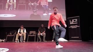 Waydi Wayde   YO! URBAN DANCE FEST 2019   Judge Showcase
