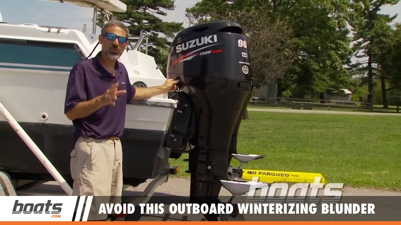 How To Winterize a Boat - boats com