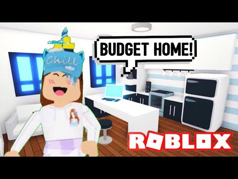 Modern BUDGET Home Design Ideas & Building Hacks (Roblox Adopt me) Starter Home | Its SugarCoffee